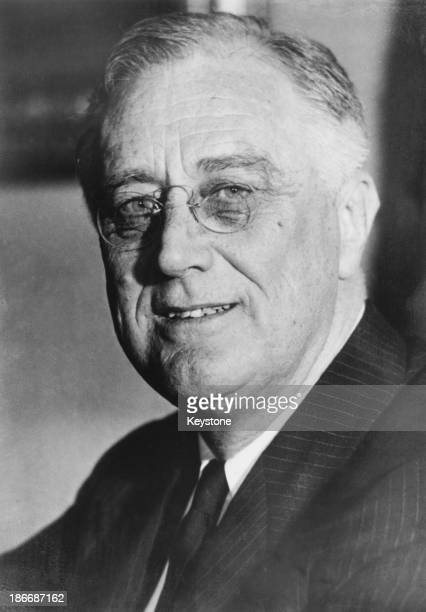 Franklin D Roosevelt 32nd President of the United States circa 1940