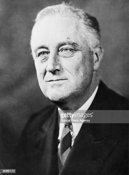Franklin Delano Roosevelt 32nd President of the USA
