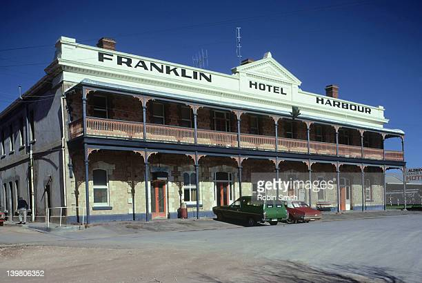 Franklin Harbour Hotel,Eyre Peninsula,S.A.