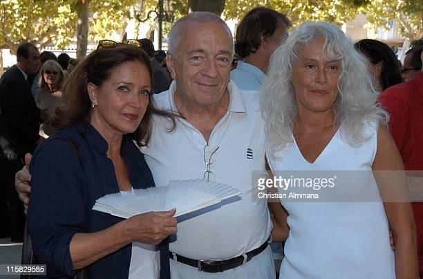 Françoise Fabian JeanPierre Cassel and Jackye Frysman