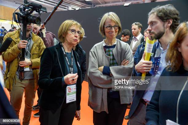 Françoise Nyssen French Minister of Culture visits the fair The 2017 Paris Games Week is open to public from 1st November to 5th of November The...