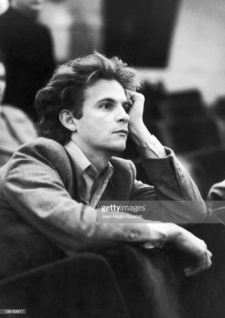 François-Marie Banier (born in 1947), French writer and photographer, 1978.