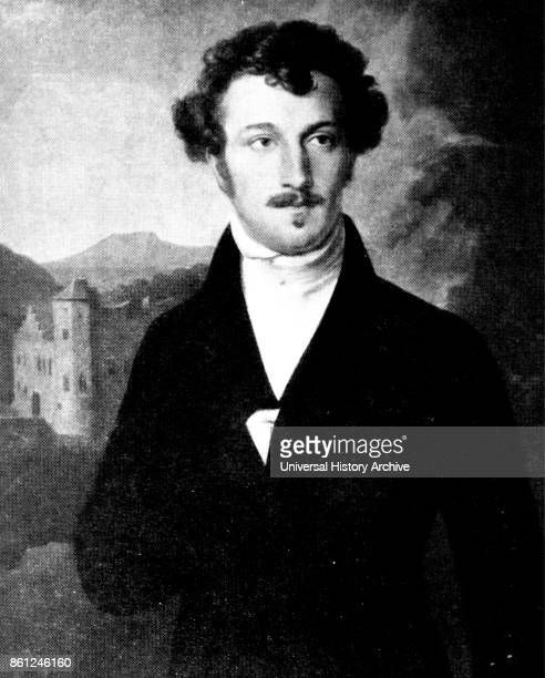 Franz Adolf Friedrich Schober was an Austrian poet