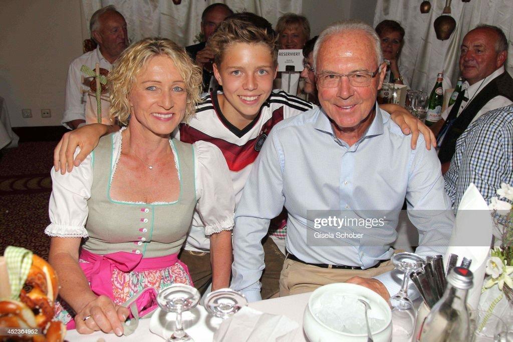 Heidi Beckenbauer Geburtstag