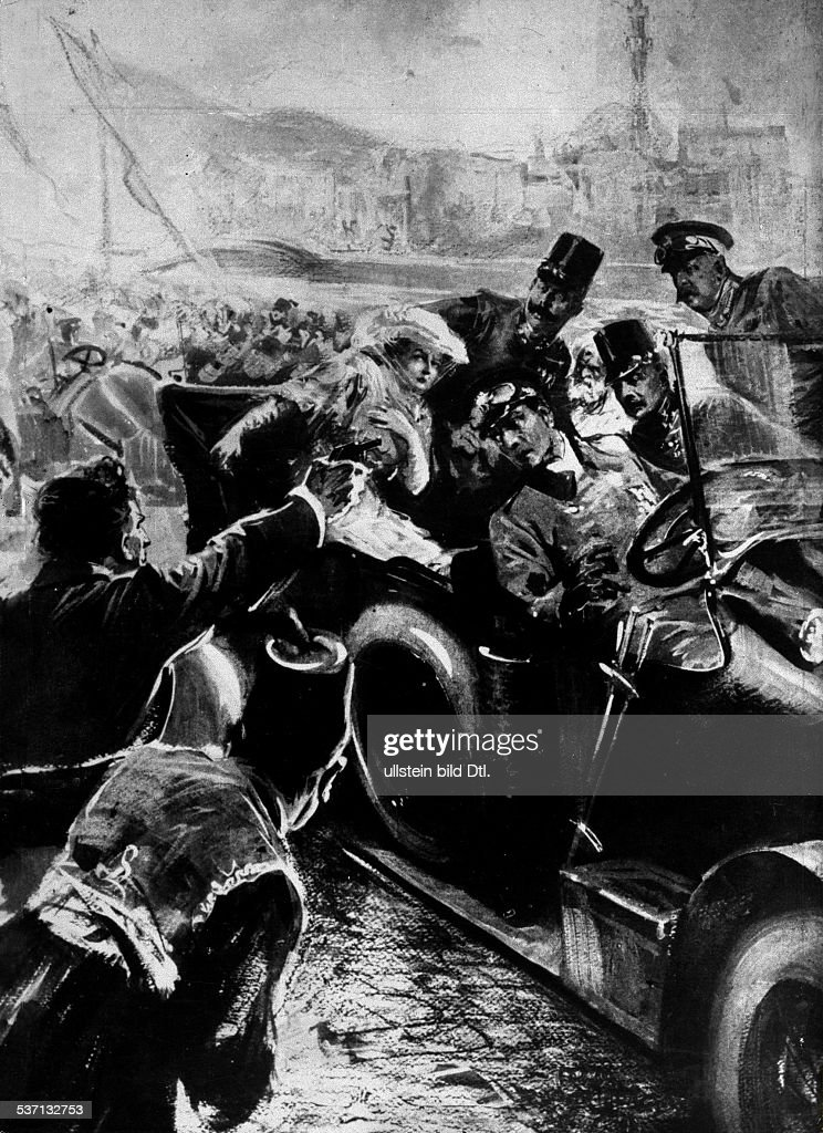 assassination of archduke franz ferdinand Download the archduke franz ferdinand facts & worksheets click the button below to get instant access to these worksheets for use in the classroom or at a home.