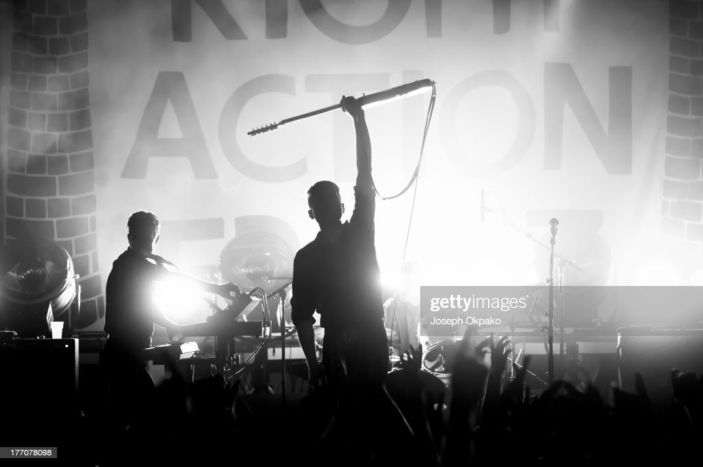 Franz Ferdinand performs at Electric Brixton on August 20, 2013 in London, England.