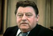 Franz Josef STRAUSS Bavarian Prime Minister and CSU chairman