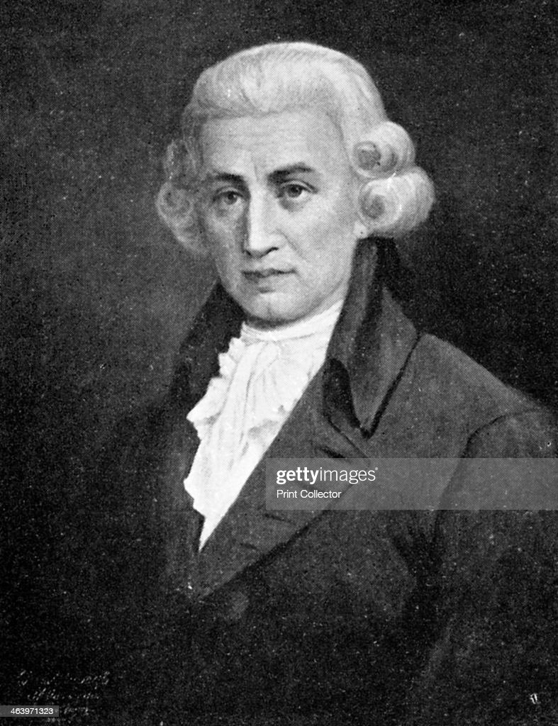 Franz Joseph Haydn Leading Composer Of The Classical Period 1909