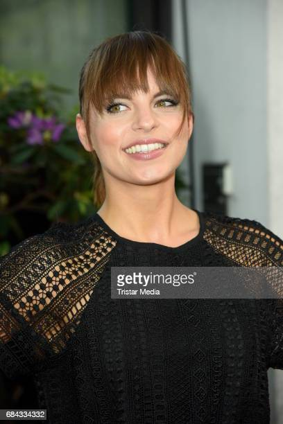 Franziska Benz attends the 25th anniversary party of the TV show 'GZSZ' on May 17 2017 in Berlin Germany