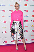 Franziska Knuppe attends the JT Touristik Celebrates ITB Party at Soho House on March 10 2016 in Berlin Germany