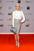 Franziska Knuppe attends the Tribute To Bambi 2014 at Station on September 25 2014 in Berlin Germany