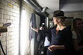Lena Hoschek - Backstage - Berlin Fashion Week...