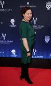 Franziska Traub attends the LB Film Celebrates 10th Anniversary at Hotel Intercontinental on February 8 2014 in Berlin Germany