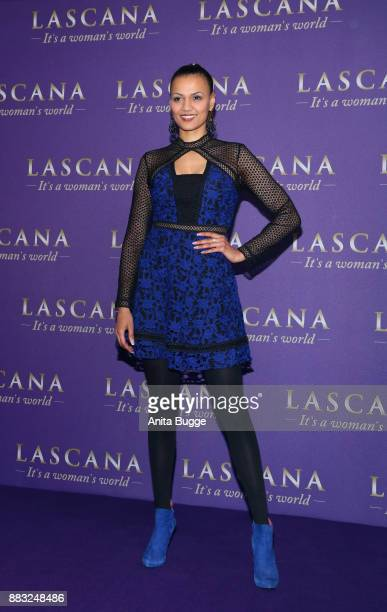 Franziska Urio attends the the opening of the 'Sound of Passion' exhibition at Hotel De Rome on November 30 2017 in Berlin Germany