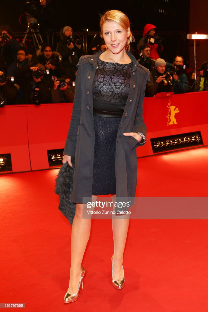 Franziska Weisz attends the Closing Ceremony of the 63rd Berlinale International Film Festival at Berlinale Palast on February 14, 2013 in Berlin, Germany.