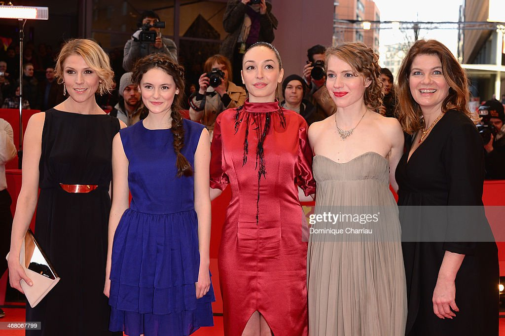 'Stations of the Cross' Premiere - 64th Berlinale International Film Festival
