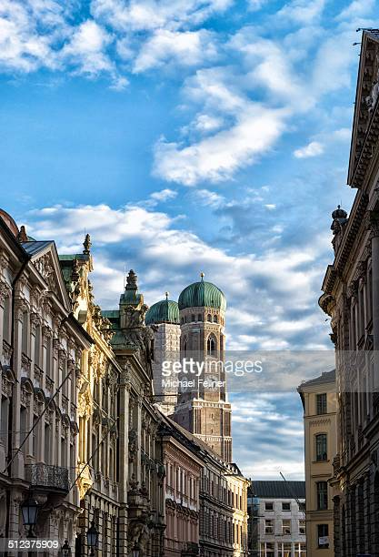 Frauenkirche in Munich - Germany
