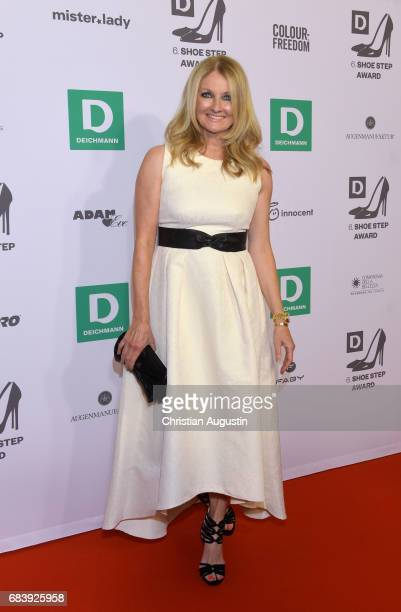 Frauke Ludowig attends the Deichmann Shoe Step of the year award at Curio Haus on May 16 2017 in Hamburg Germany