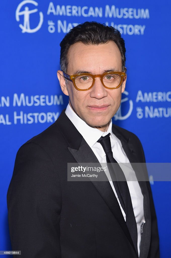 Fred Armisen attends the 2014 Museum Gala at American Museum of Natural History on November 20 2014 in New York City