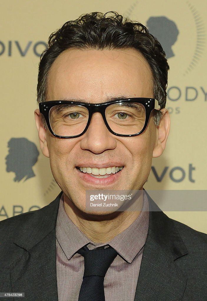 Fred Armisen attends The 74th Annual Peabody Awards Ceremony at Cipriani Wall Street on May 31 2015 in New York City