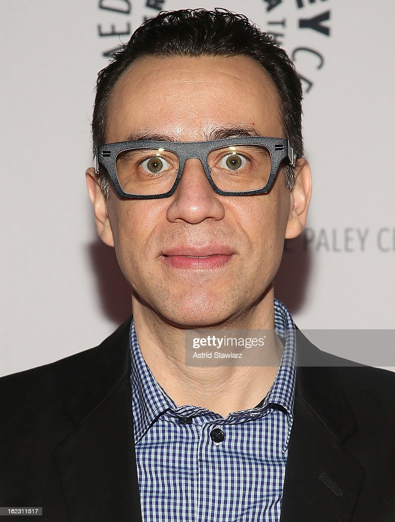 <a gi-track='captionPersonalityLinkClicked' href=/galleries/search?phrase=Fred+Armisen&family=editorial&specificpeople=221426 ng-click='$event.stopPropagation()'>Fred Armisen</a> attends The Paley Center For Media Presents: 'Dream Of...An Evening With <a gi-track='captionPersonalityLinkClicked' href=/galleries/search?phrase=Fred+Armisen&family=editorial&specificpeople=221426 ng-click='$event.stopPropagation()'>Fred Armisen</a>' at The Paley Center For Media on February 21, 2013 in New York City.