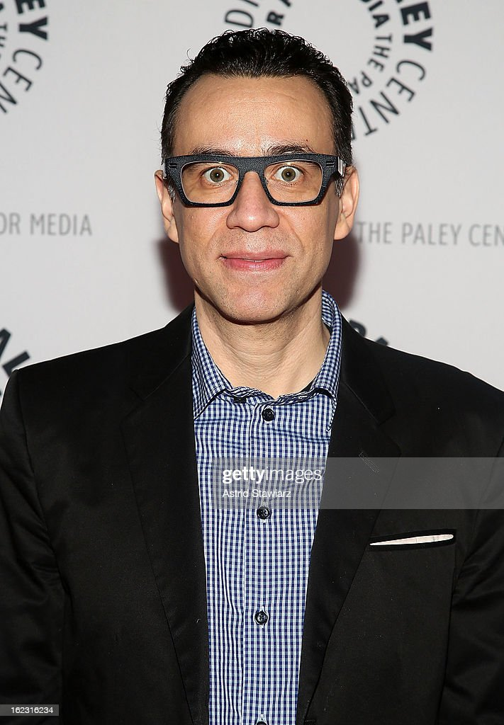 Fred Armisen attends The Paley Center For Media Presents: 'Dream Of...An Evening With Fred Armisen' at The Paley Center For Media on February 21, 2013 in New York City.
