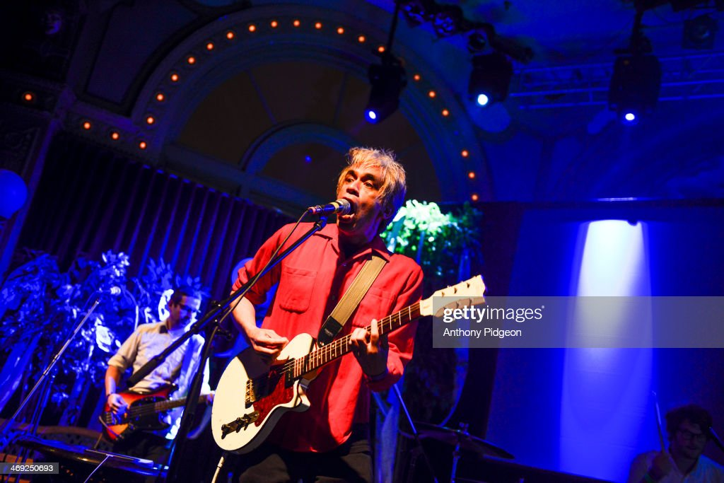 Fred Armisen in character as Ian Rubbish performs onstage at Crystal Ballroom in Portland Oregon USA as part of the MusicFest NW festival on 5th...