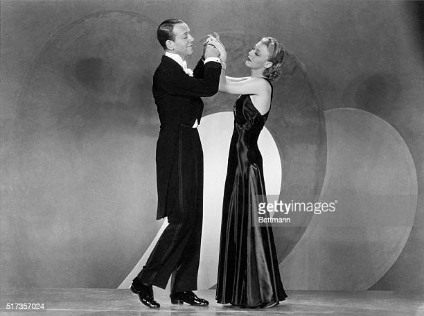 Fred Astaire and Ginger Rogers Undated photograph