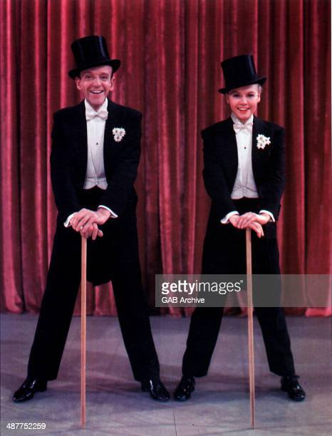 Fred Astaire And VeraEllen portrait 1950s