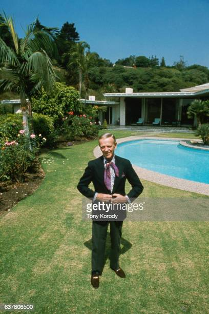 Fred Astaire at Home