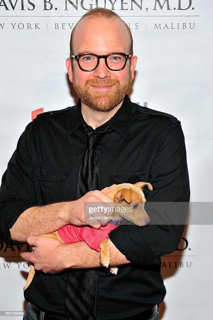 Fred Cross arrives at Dr. Davis B. Nguyen and Much Love Animal Rescue host ÒMakeover for MuttsÓ at The Peninsula Hotel at Peninsula Hotel on March 14, 2013 in Beverly Hills, California.