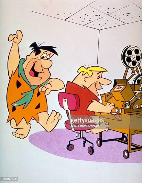 fred flintstone foto e immagini stock getty images. Black Bedroom Furniture Sets. Home Design Ideas