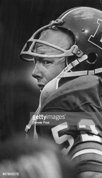 Fred Forsberg Eyes Another Steal Linebackers want 4 more interceptions Forsberg Fred Credit Denver Post