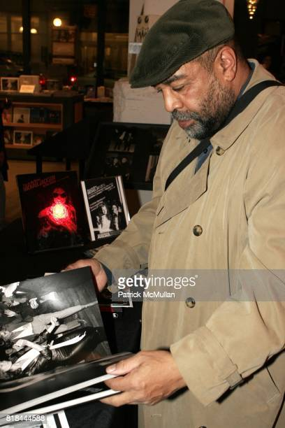 Fred Gray attends Ron Galella Book Launch Party For Man in the Mirror Michael Jackson and Viva I'Italia at PowerHouse Arena on January 27 2010 in New...