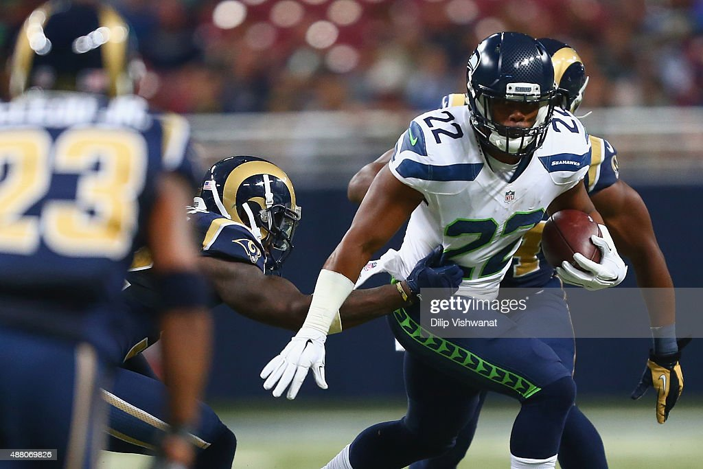 Seattle Seahawks v St Louis Rams