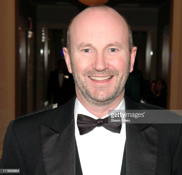Fred Macaulay during Icons of Scotland Gala Awards Dinner April 5 2005 at Waldorf Astoria in New York City New York United States
