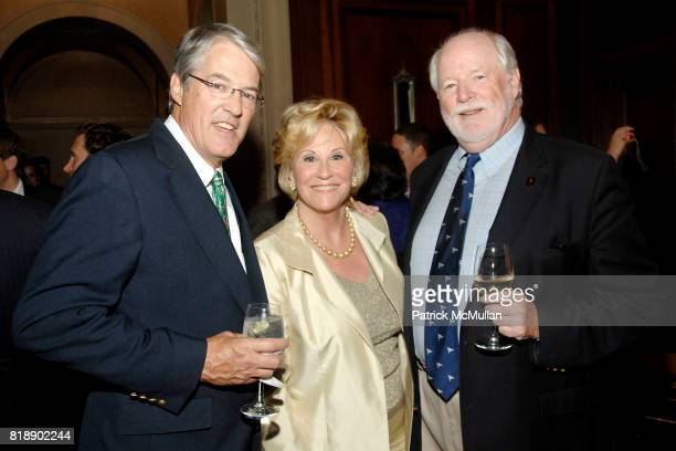 Fred Northup Donna Devarona and Dick Enersen attend Right To Play RED BALL GALA at Gotham Hall on May 25 2010 in New York City
