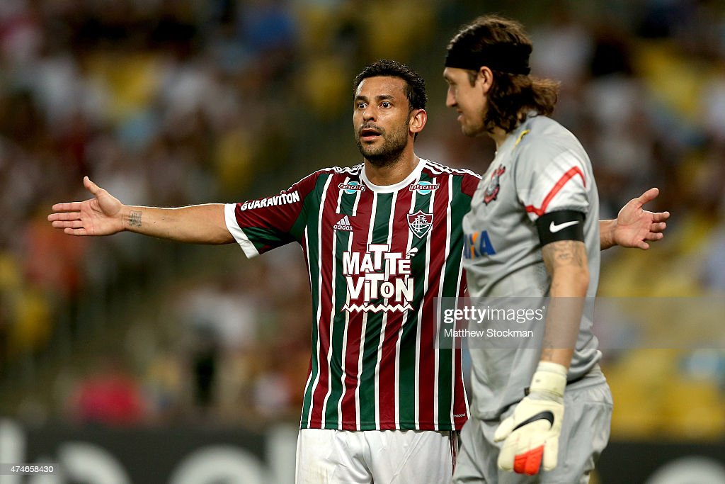 Fluminense v Corinthians - Brasileirao Series A 2015