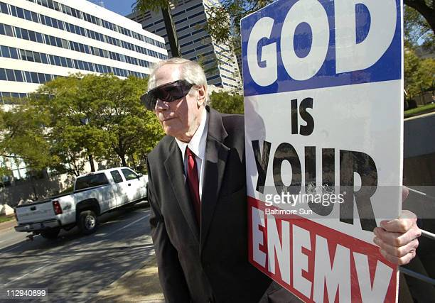 Image result for fred phelps  getty images