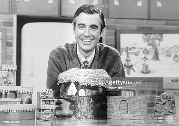 Fred Rogers is the host writer and producer of Mister Rogers' Neighborhood Rogers says his desire to 'Have me accept me as I am' could be the key to...