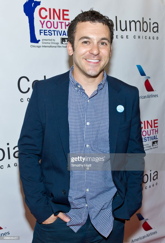 Fred Savage attends the 10th Annual CineYouth Festival at Columbia College Chicago on May 8 2014 in Chicago Illinois
