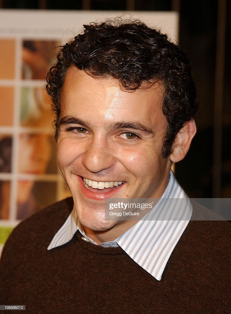 Fred Savage during 'The Rules of Attraction' Premiere Arrivals at The Egyptian Theatre in Hollywood California United States