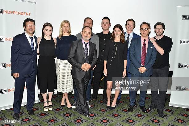Fred Savage Kaitlyn Dever Mickey Sumner Kevin Pollak Brian Klugman Colin Hanks Ashley Greene Rob Huebel David Wain and Jason Reitman attend the Film...