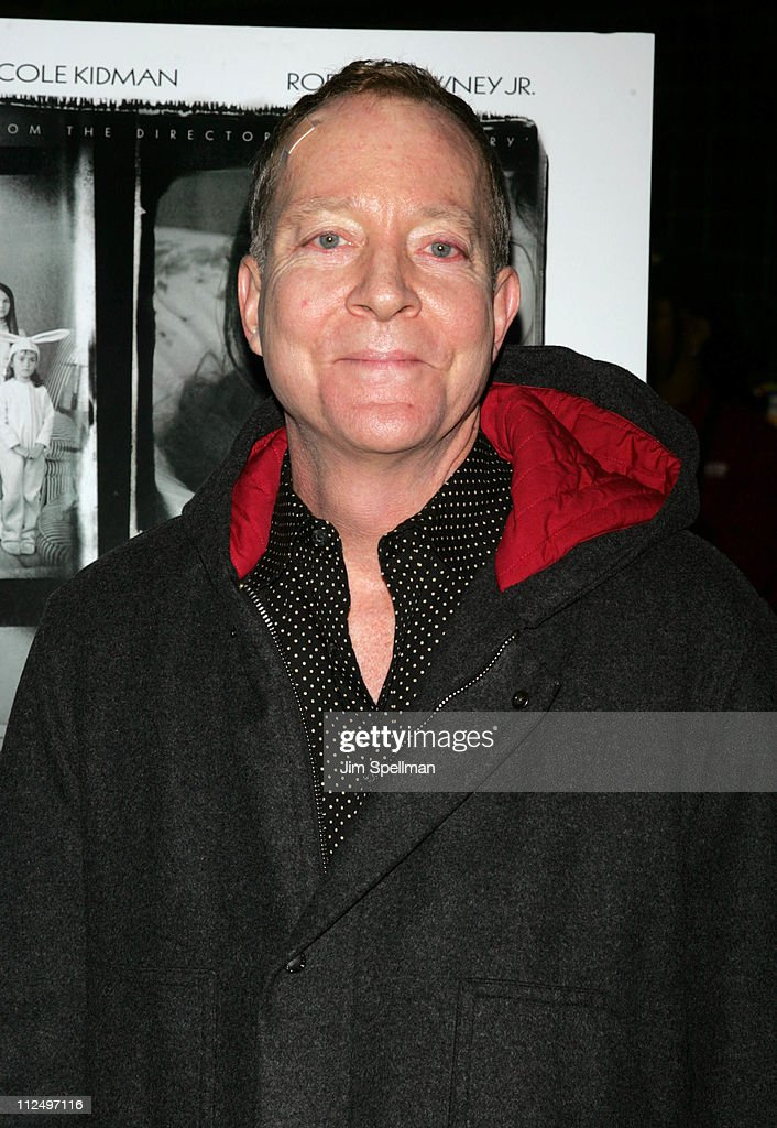 Fred Schneider during 'Fur An Imaginary Portrait of Diane Arbus' New York Premiere Arrivals at Chelsea West in New York New York United States