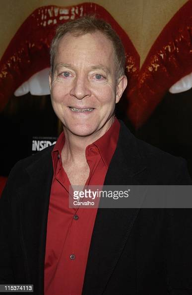 Fred Schneider during 'Inside Deep Throat' New York City Premiere at Paris Theater in New York City New York United States