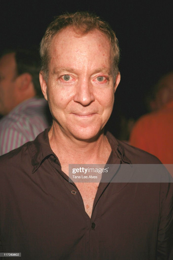 Fred Schneider during The Cinema Society and The Wall Street Journal Host the After Party for 'The Night Listener' at Private Oceanfront home in New...