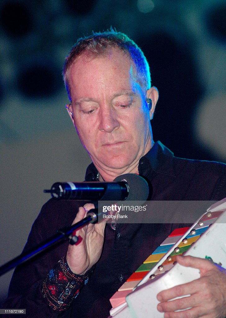 Fred Schneider of The B52's during The B52's in Concert During the Seaside Concert Series at Asser Levy Seaside Park August 10 2006 at Asser Levy...