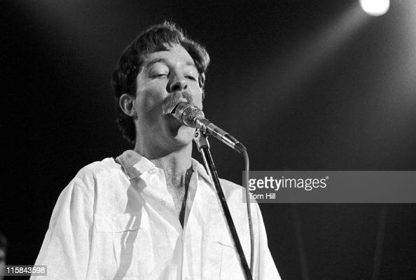 Fred Schneider of The B52's during The B52's in Concert January 19 1979 at Agora Ballroom in Atlanta Georgia United States