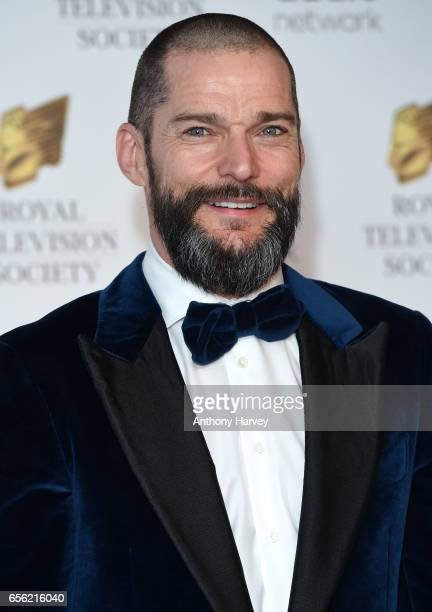 Fred Sirieix attends the Royal Television Society Programme Awards on March 21 2017 in London United Kingdom