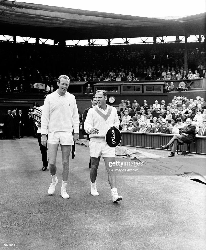 Tennis Wimbledon Championships Men s Singles Final Chuck